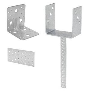 Holzverbinder & Baubeschläge