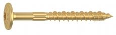 HBS KOMPREX S-22 TX 40 8,0x260/100 Gelb (10 Stk)