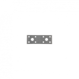 Flachverbinder verzinkt 100x35 (1 Stk)