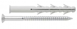 Rahmendübel 8x140 - Senkkopfschraube TX (1 Stk)