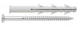 Rahmendübel 10x80 - Senkkopfschraube TX (1 Stk)